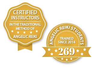 angelic reiki students