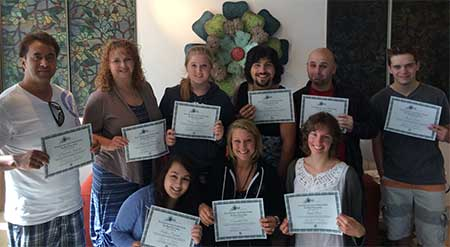 Usui Reiki Class Picture