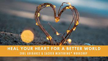 Soul Guidance Sacred Mentoring Workshop